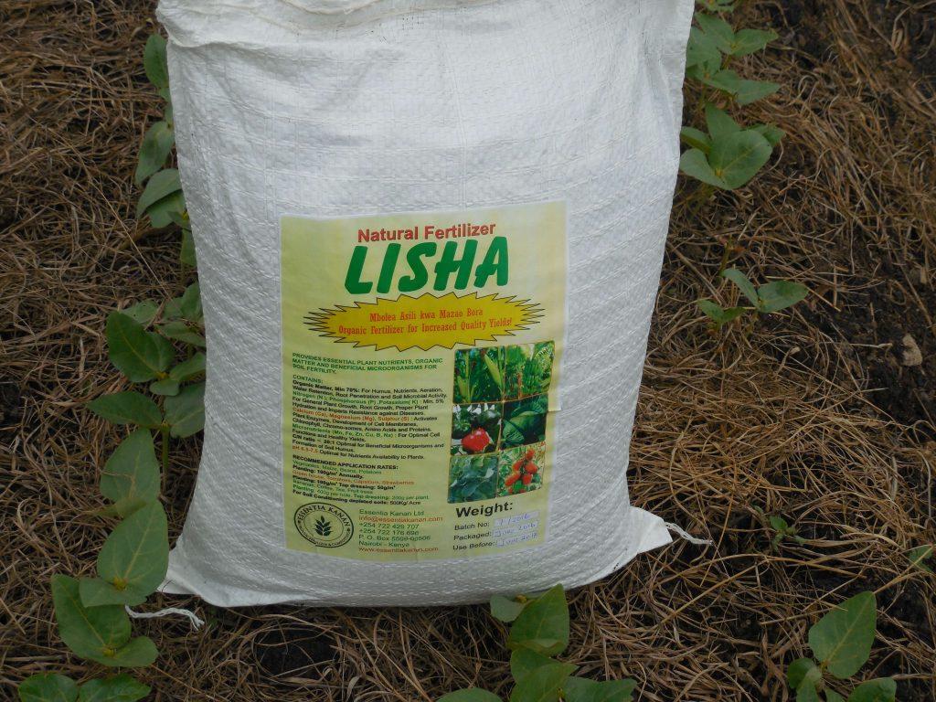 Lisha Organic Fertilizer